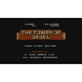 [Wii U] バベルの塔 (ダウンロード版) ※100ポイントまでご利用可