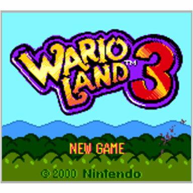 [3DS] ワリオランド3 不思議なオルゴール (ダウンロード版)