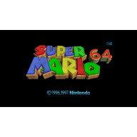 [Wii U] スーパーマリオ64 (ダウンロード版)  ※999ポイントまでご利用可