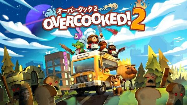 [Switch] Overcooked(R) 2 - オーバークック2 (ダウンロード版) ※999ポイントまでご利用可