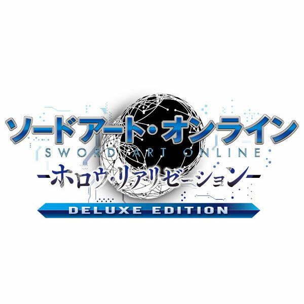 [Switch] ソードアート・オンライン -ホロウ・リアリゼーション- DELUXE EDITION (ダウンロード版)※3,000ポイントまでご利用可