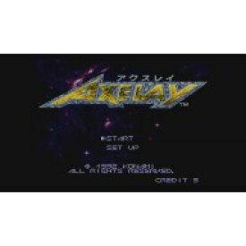 [Wii U] AXELAY (アクスレイ) (ダウンロード版)  ※100ポイントまでご利用可