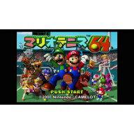 [Wii U] マリオテニス64 (ダウンロード版)  ※999ポイントまでご利用可