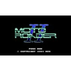 [Wii U] モトローダーII (ダウンロード版)  ※100ポイントまでご利用可