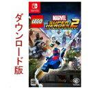 [Switch] レゴ(R)マーベル スーパー・ヒーローズ2 ザ・ゲーム (ダウンロード版) ※3,000ポイントまでご利用可