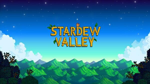 [Switch] Stardew Valley (ダウンロード版) ※999ポイントまでご利用可