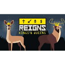 [Switch] Reigns: Kings & Queens (ダウンロード版)