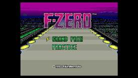 [Wii U] F-ZERO (ダウンロード版) ※100ポイントまでご利用可