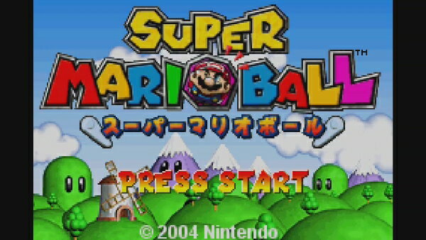 [Wii U] スーパーマリオボール (ダウンロード版)