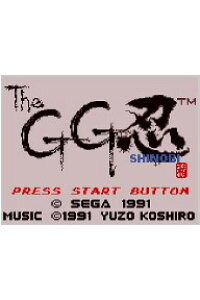 [3DS] THE GG 忍 (ダウンロード版)