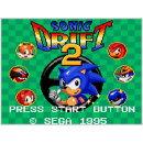 [3DS] ソニックドリフト2 (ダウンロード版)