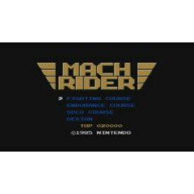 [Wii U] マッハライダー (ダウンロード版) ※100ポイントまでご利用可