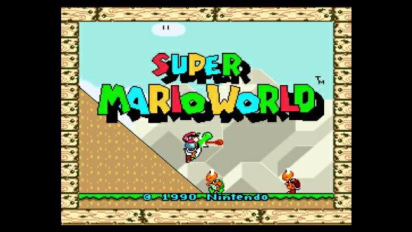 [Wii U] スーパーマリオワールド (ダウンロード版)