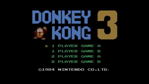 [Wii U] ドンキーコング3 (ダウンロード版)