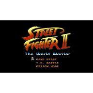 [Wii U] ストリートファイターII ザ ワールド ウォーリアー (ダウンロード版)