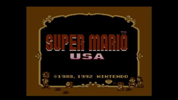 [Wii U] スーパーマリオUSA (ダウンロード版)