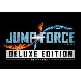 [Switch] JUMP FORCE デラックスエディション (ダウンロード版)※3,000ポイントまでご利用可