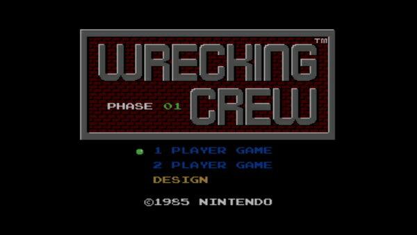 [Wii U] レッキングクルー (ダウンロード版)