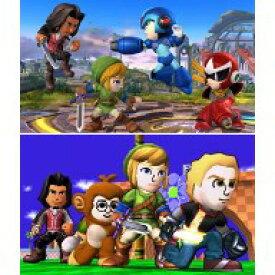 [Wii U][3DS] 【パック】 Miiファイターコスチューム第1弾パック(Wii U & 3DS) (ダウンロード版)  ※100ポイントまでご利用可