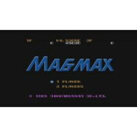 [Wii U] マグマックス (ダウンロード版)  ※100ポイントまでご利用可