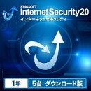 KINGSOFT Internet Security 1年5台版 / 販売元:キングソフト