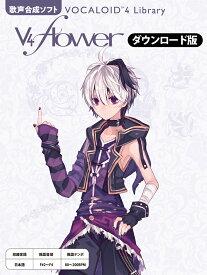 VOCALOID4 Library v4 flower