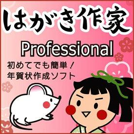 はがき作家 13 Professional (2020 子年賀状テンプレートフォント付き) / 販売元:株式会社ルートプロ