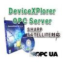 【日本語版】デバイスエクスプローラ SATELLITE OPC サーバー