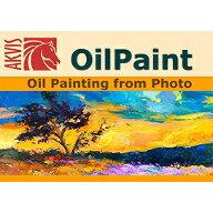 AKVIS OilPaint for Mac Homeプラグイン v.3.0 / 販売元:shareEDGEプロジェクト