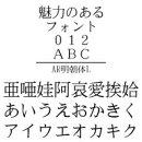 AR明朝体L Windows版TrueTypeフォント