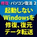 修復・パソコン復活2 DL版 / 販売元:株式会社アイアールティー