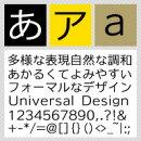 クリアデザインフォント / C4 ビオゴ Nexus R 【Mac版TrueTypeフォント】【ゴシック体】【モダンゴシック】 / 販…