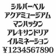 カナフェイス シルバーベル MAC版TrueTypeフォント /販売元:株式会社シーアンドジイ