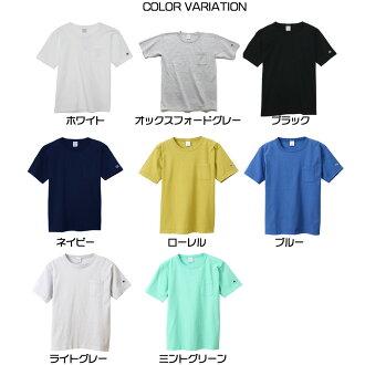 冠军冠军 T 衬衫口袋 C5 B303 T1011 口袋 T 衬衫美国作出戳 T 05P28Sep16