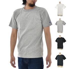 【増税前キャンペーン】【10%OFFセール】チャンピオン Champion Tシャツ T1011 C5-P301 ヘビーウェイトTシャツ【ブラック グレー ネイビー】チャンピオン メンズ