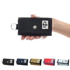 【増税前キャンペーン】チャムス CHUMS キーケース レディース メンズ キッズ エコキーケース カードホルダー キーホルダー かわいい おしゃれ ブランド フェス アウトドア コーデュラ Eco Key Case CH60-0857