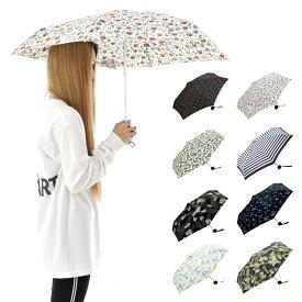 KiU キウ 折りたたみ傘 傘 雨傘 日傘 タイニー メンズ レディース 丈夫 総柄 UMBRELLA 軽量 コンパクト 携帯 ケース 晴雨兼用 雨 雪 梅雨 大きい 大きめ アウトドア フェス おしゃれ カワイイ ワールドパーティー WPC TINY K31