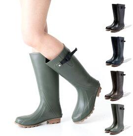 キウ KiU レインブーツ 長靴 ロングレインブーツ メンズ レディース ブランド 雨具 ブラック ネイビー ブラウン 黒 茶 アウトドア フェス ガーデニング 雨 雪 梅雨 おしゃれ LONG RAIN BOOTS kiu KIU ワールドパーティー WPC w.p.c K83