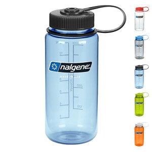 nalgene ナルゲン ボトル 500ml 0.5L 0.5 トライタン Tritan 広口 樹脂製ボトル プラスチック製ボトル 水筒 マグボトル プラボトル メンズ レディース キッズ アウトドア キャンプ 登山 自転車 Tritan