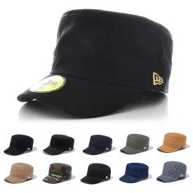 【6%OFFセール】ニューエラ NEW ERA ワークキャップ WM-01 ミリタリーキャップ メンズ レディース 帽子 NEWERA ニューエラ