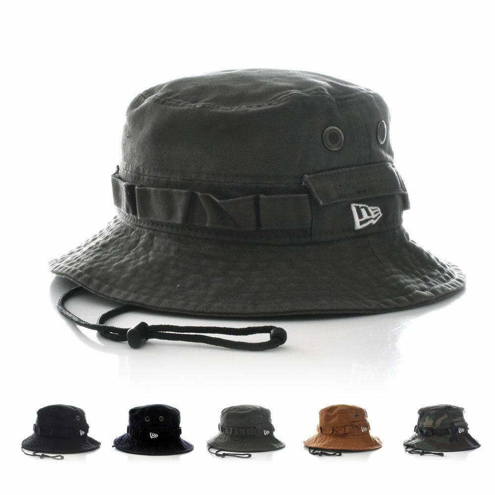 【8%OFFセール】ニューエラ NEW ERA ハット アドベンチャーハット サファリハット 帽子 メンズ レディース NEWERA