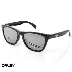 【7%OFFセール】オークリー OAKLEY サングラス フロッグスキン FROGSKINS OO9245-6254 ブラックプリズムレンズ【ポリッシュブラック フレーム プリズムブラック ミラーレンズ 眼鏡 アジアフィット ジャパンフィット】 メンズ