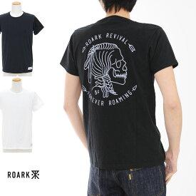 【20周年記念セール開催中】ロアーク リバイバル ROARK REVIVAL Tシャツ HOBO NICKEL Tシャツ RTJ203【プリントTシャツ TEE】【カリフォルニア ストリート スケーター】SALE メンズ