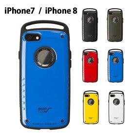 ROOT CO ルート コー iphoneケース グラビティ ショックレジストケース プロ iPhone8 iPhone7 Gravity Shock Resist Case Pro. アイフォン スマホ ケース スマホカバー 携帯ケース アイフォン8ケース iphoneカバー アウトドア用 ミリタリー