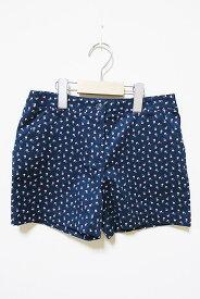 【中古】Brooks Brothers ブルックスブラザーズ 子供服 女の子 パンツ ショートパンツ 花柄 コットン 春夏 サイズ12 サイズ140〜145cm