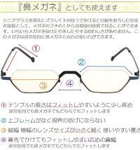 【PCレンズ老眼鏡】
