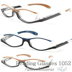 老眼鏡 おしゃれ 男性 シニアグラス 女性 掛けやすく滑りにくい お顔にフィット 眼鏡 メガネ めがね 斬新なデザインでおしゃれ プラスチックテンプル メガネ 眼鏡 リーディンググラス Reading
