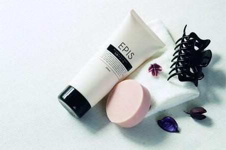 【オーガニックコスメ】EPISフェイスウォッシュエピススキンケア洗顔洗浄潤い保湿こっくり泡ナチュラル素肌ケア