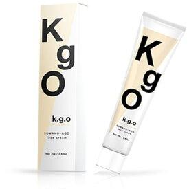 K.g.O SUMAHO-AGO face cream ケージーオー スマホあご フェイスクリーム 70g スキンケア kgo ネック デコルテ フェイスマッサージ