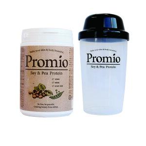 PromioSoy&PeaProtein